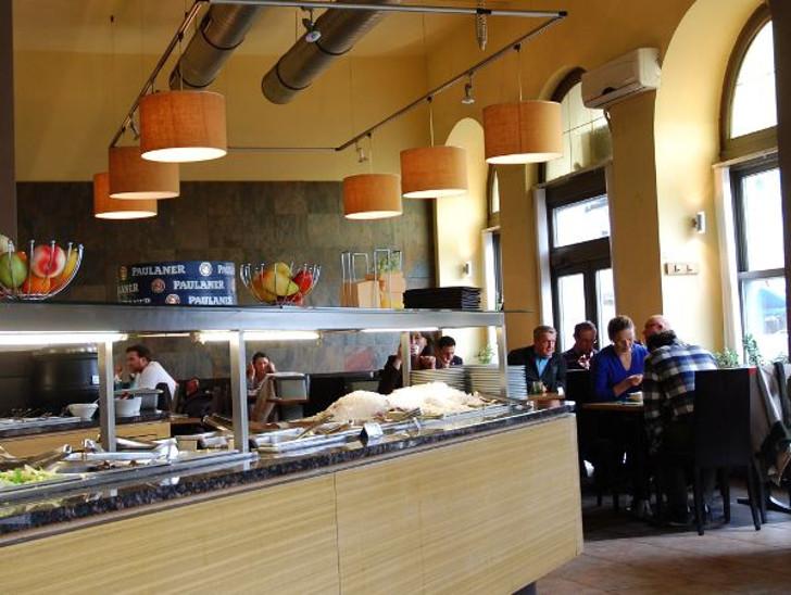 Wok and More Restaurant Foto: STADTBEKANNT