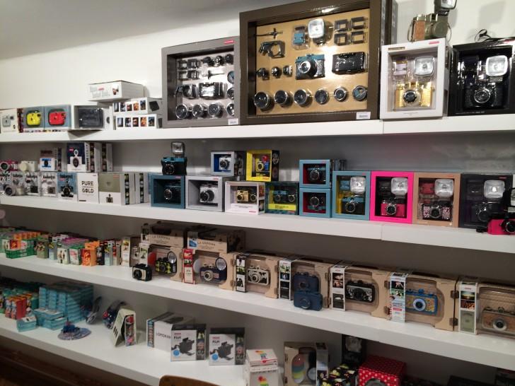 Foto: Lomo-Shop Vienna (c) LOMOGRAPHY EMBASSY SHOP VIENNA
