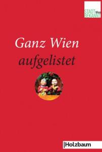 Foto: Cover Ganz Wien aufgelistet