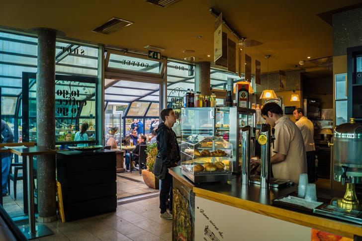 Döbling Cafe (c) STADTBEKANNT Zohmann