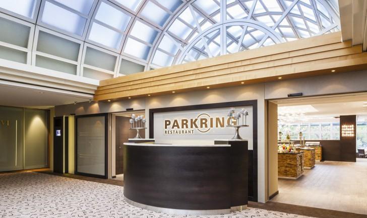 Entree Parkring Restaurant (c) Vienna Marriott Hotel