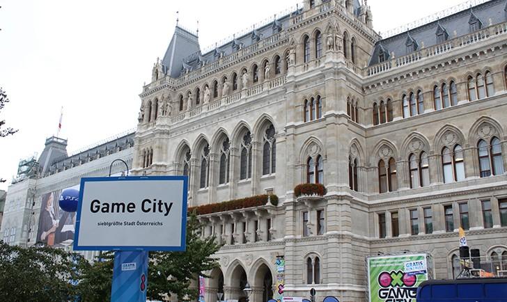 Game City Rathaus (c) STADTBEKANNT Friedl