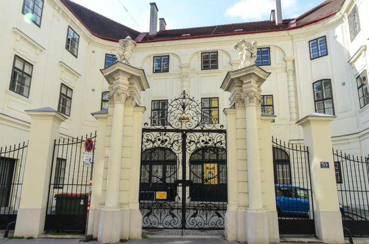 Josefstadt Palais Damian (c) STADTBEKANNT
