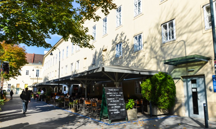 Unibräu Gastgarten (c) STADTBEKANNT