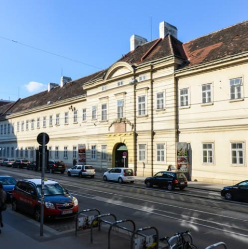 Josefstadt altes AKH Tor (c) STADTBEKANNT