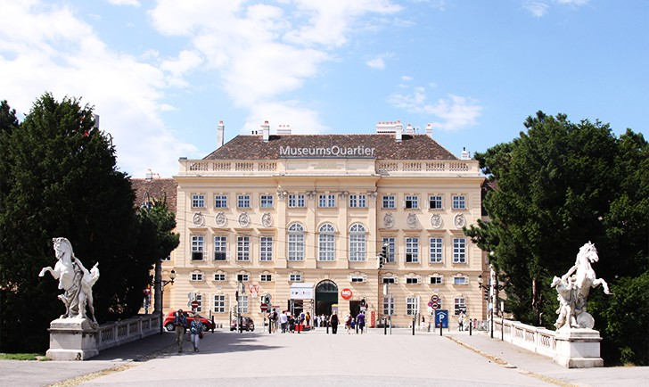 MuseumsQuartier (c) STADTBEKANNT