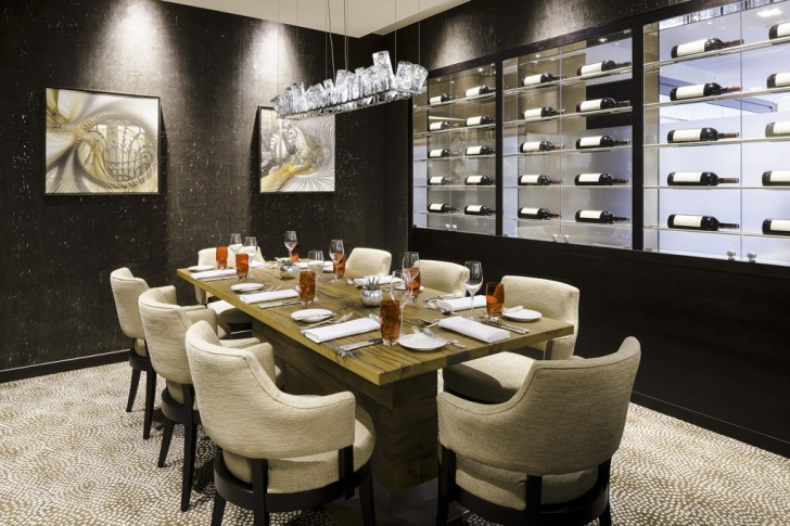 Private Dinning Parkring Restaurant (c) Vienna Marriott Hotel