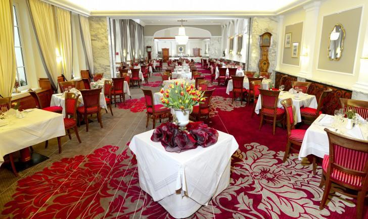 Restaurant Stefanie (c) Schick Hotels