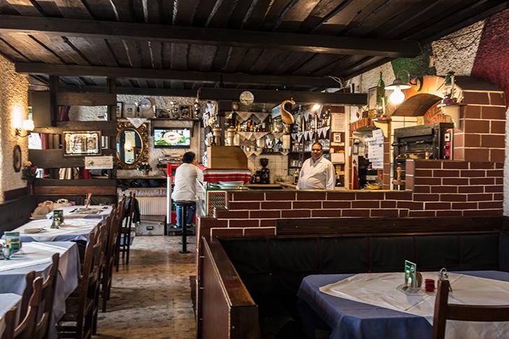 Pizzeria Vesuvio da Mario (c) STADTBEKANNT