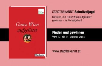 Foto: STADTBEKANNT Schnitzeljagd (c) STADTBEKANNT