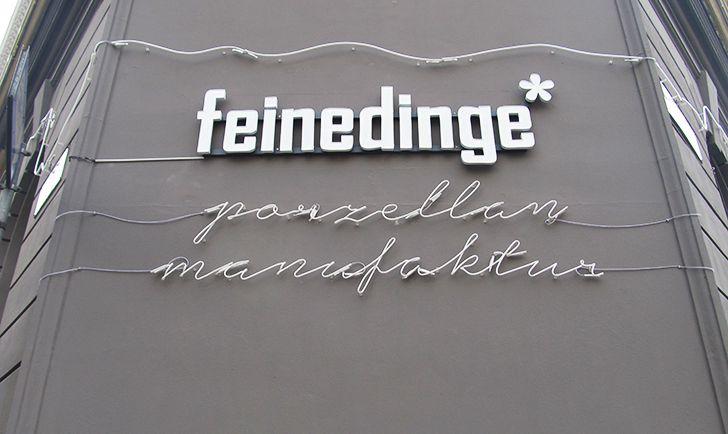 Feinedinge Porzellanmanufaktur (c) STADTBEKANNT