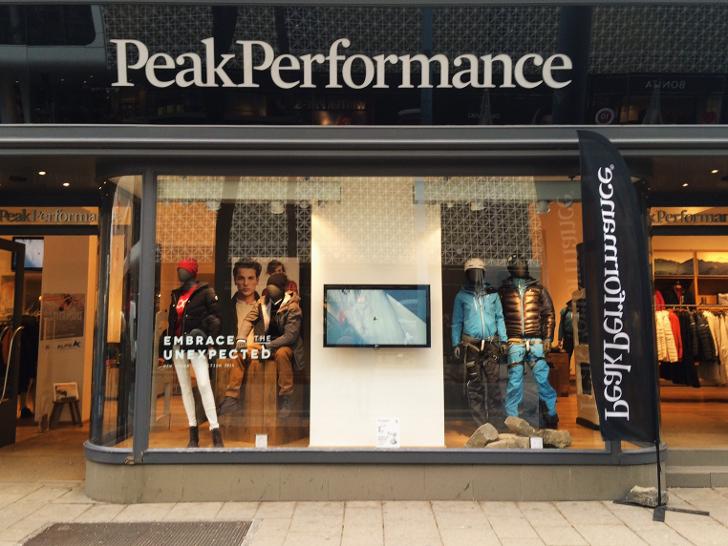 Foto: Peak Performance