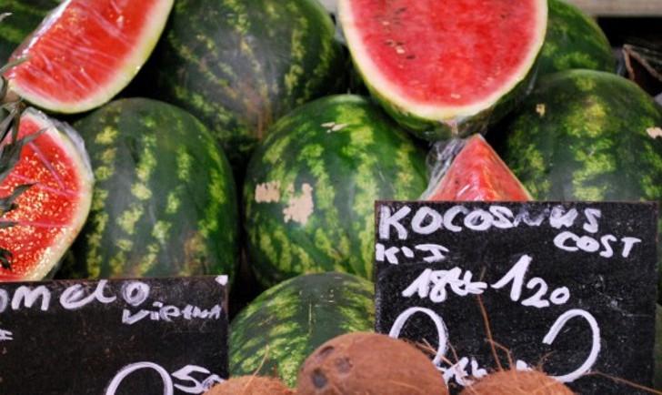 Wassermelone (c) STADTBEKANNT Mautner