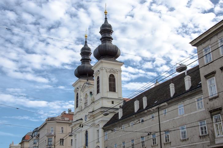 Alserkirche Turm (c) STADTBEKANNT