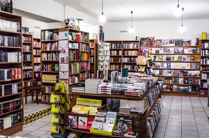 Buchhandlung Lerchenfeld (c) STADTBEKANNT