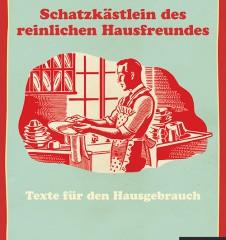Foto: Cover Schatzkästlein des reinlichen Hausfreundes