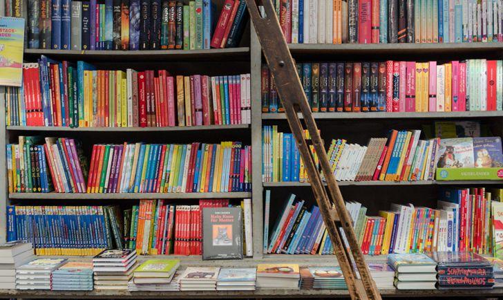 Bücher (c) STADTBEKANNT