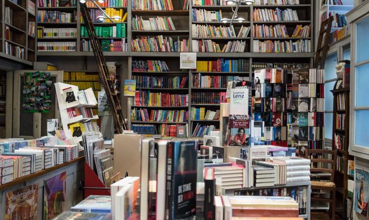 Eckart Buchhandlung (c) STADTBEKANNT