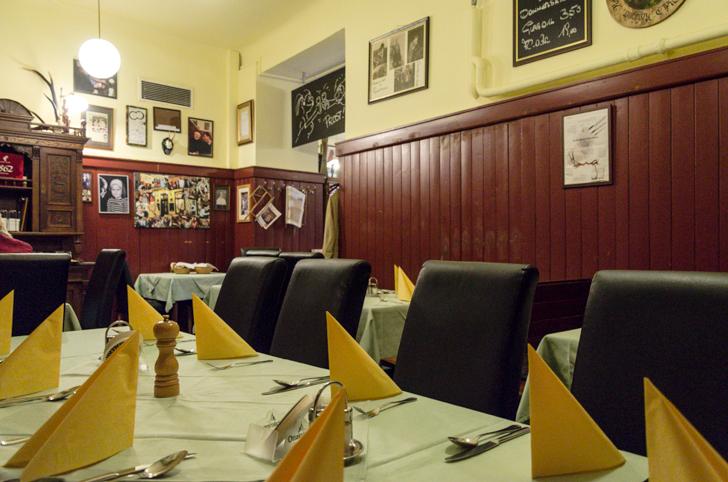 Hausmair's Gaststätte Stube (c) STADTBEKANNT