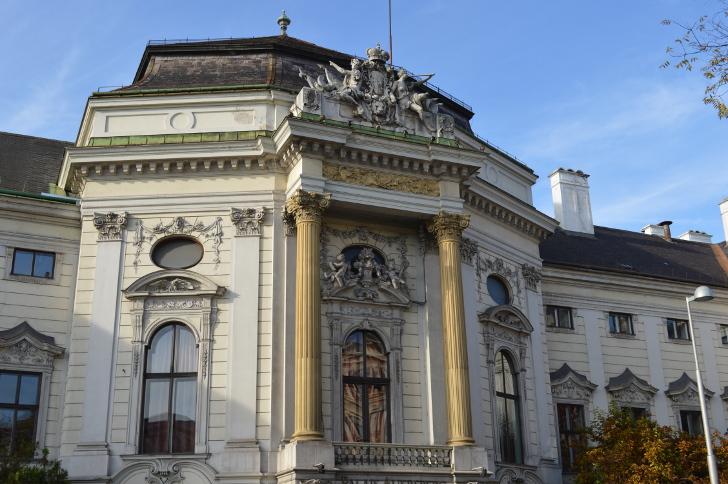 Josefstadt Palais Auersperg c STADTBEKANNT