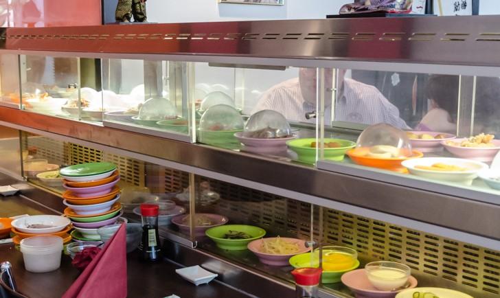 Kaisaki Running Sushi (c) STADTBEKANNT