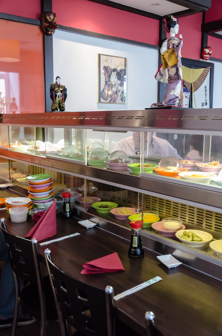 Kaisaki running sushi c stadtbekannt