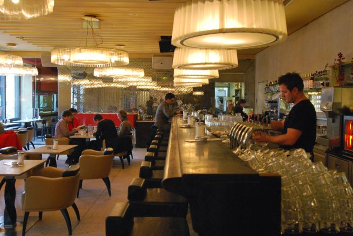 Cafe Leopold Speisekarte