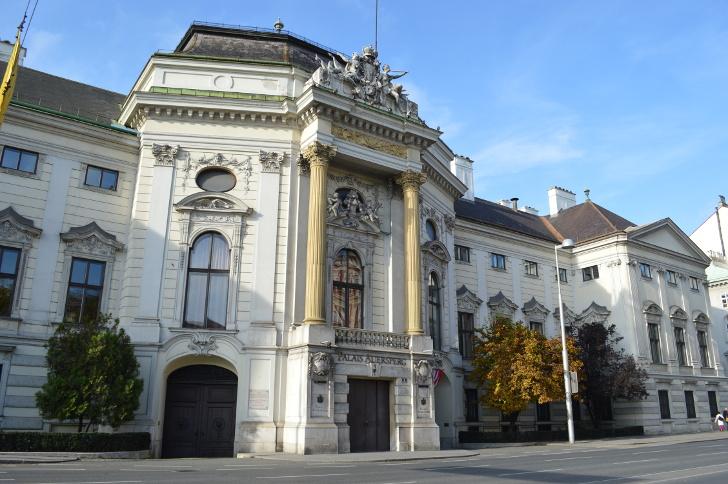 Palais Auersperg Auerspergstrasse (c) STADTBEKANNT