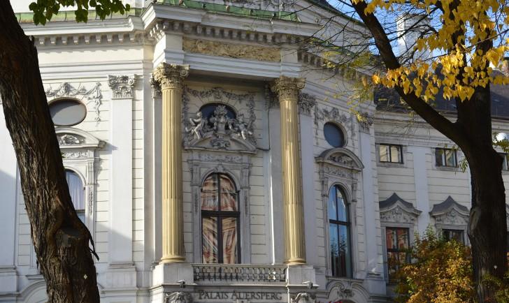 Palais Auersperg Josefstadt (c) STADTBEKANNT Dominik Binder