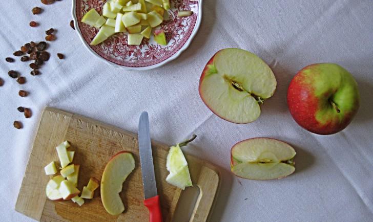 Streuselkuchen Äpfel c STADTBEKANNT