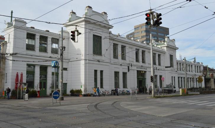 U6 Station Josefstäter Straße Cafe Carina (c) STADTBEKANNT