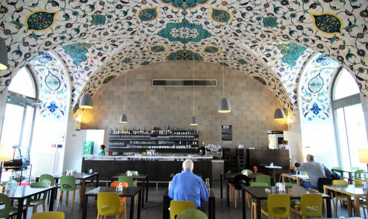 Cafe Restaurant Corbaci (c) Mautner stadtbekannt.at