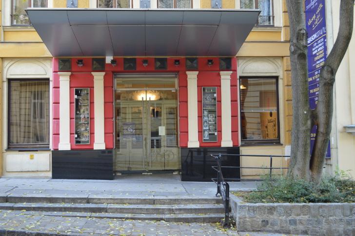 Vienna's Englisc Theatre (c) STADTBEKANNT dominik Binder