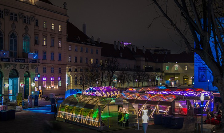 Weihnachtsmarkt MQ Hof (c) STADTBEKANNT Zohmann