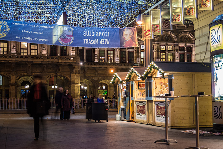 Weihnachtsmarkt Mahlerstraße (c) STADTBEKANNT