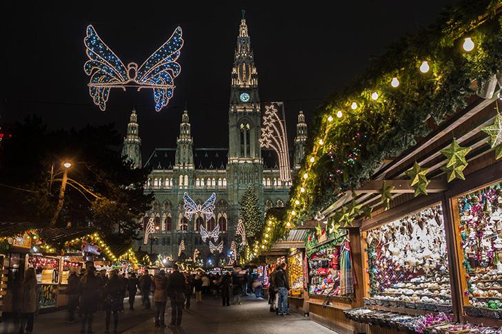 Weihnachtsmarkt Rathaus (c) STADTBEKANNT Zohmann