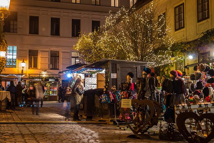 Weihnachtsmarkt Spittelberg (c) STADTBEKANNT