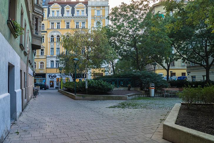 Wieden Kühnplatz (c) STADTBEKANNT Zohmann