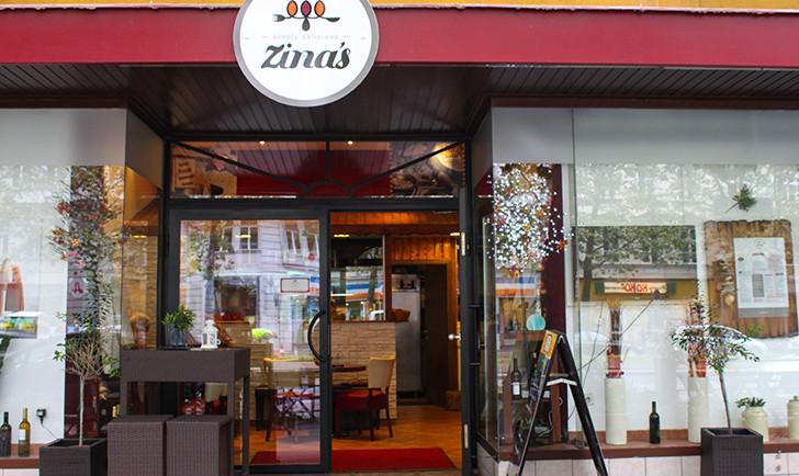 Zinas levantinisches Restaurant (c) STADTBEKANNT Friedl