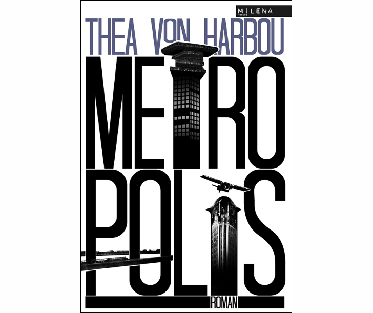 Cover Metropolis (c) Milena Verlag