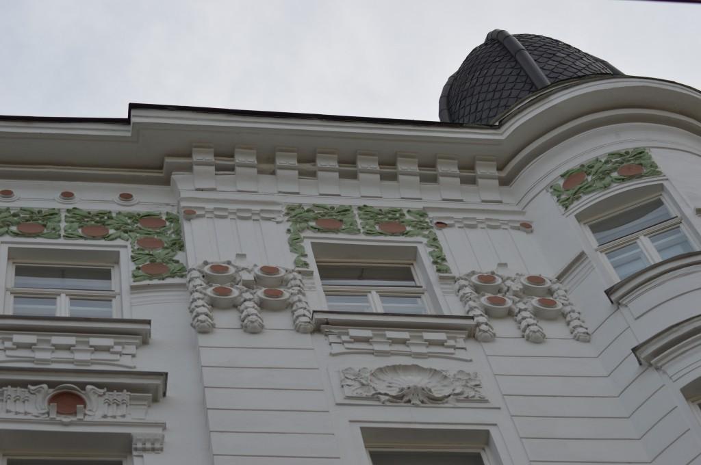 Jugendstilhaus Mölkergasse      (c) STADTBEKANNT Dominik Binder