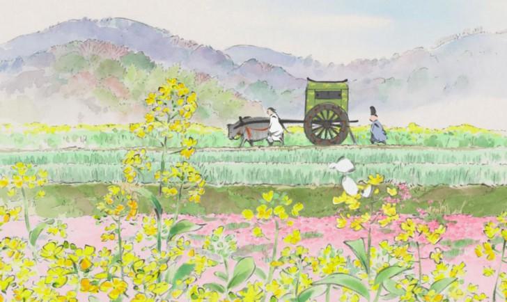 Die Legende von Prinzessin Kaguya (c) 2014 Polyfilm