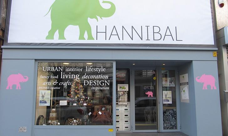 Hannibal Eingang (c) STADTBEKANNT Moser
