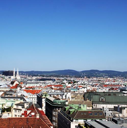 Ausblick über Wien (c) STADTBEKANNT Fontanesi