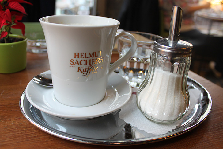Café Haller Kaffee (c) STADTBEKANNT