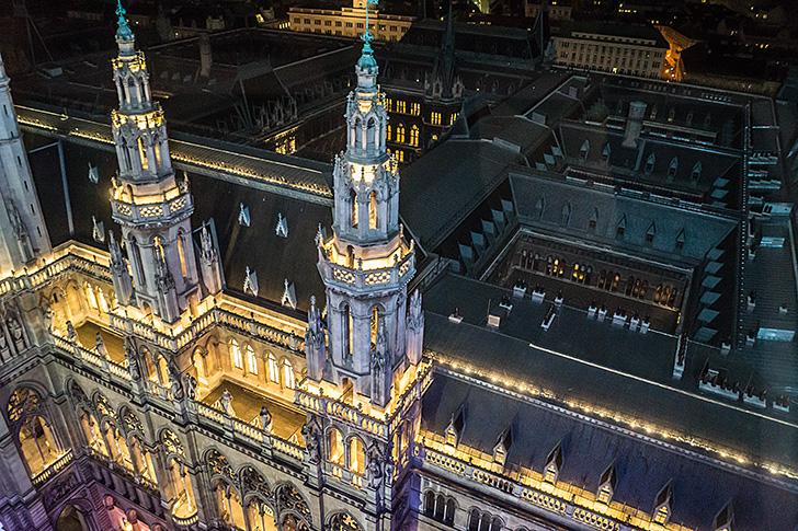 Rathaus Innenhöfe (c) STADTBEKANNT