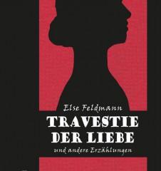 Cover Feldmann - Travestie der Liebe