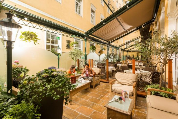 Garten Stefanie (c) Schick Hotels