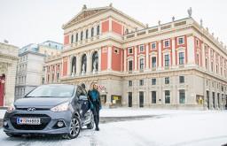 Hyundai i10 Musikverein Hemma Tuppy (c) STADTBEKANNT Adamek