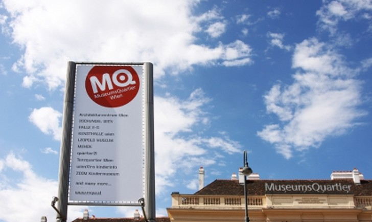 MQ MuseumsQuartier (c) STADTBEKANNT